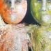 N.28-La part des anges-acryl.toile-70/60cm-2012