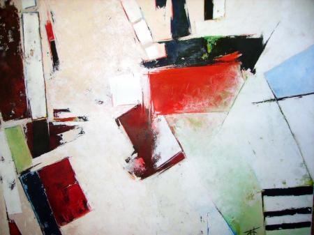 N.15-Eté-acryl.toile-100/120cm-2008