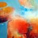 N.45-Détachement-acryl.toile-65/53cm-2015