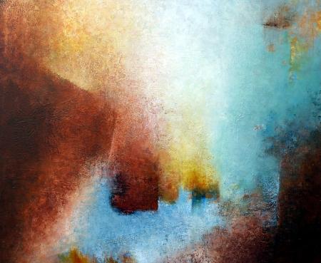 N.36-Light of time-acryl.toile-100/120cm-2013