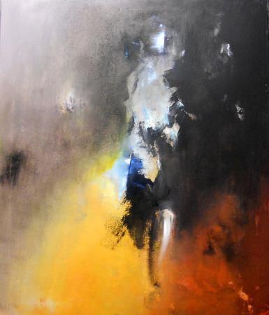 N.35-Élan-acryl.toile-70/60cm-2013