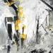 N.19-L'étreinte-acryl.toile-120/100cm-2010